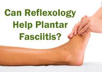 Plantar Fasciitis and Reflexology